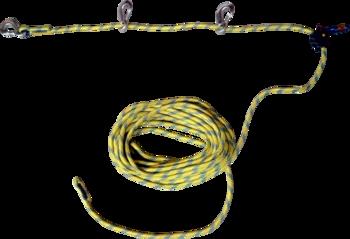 TOPSAFE szerelőkötél